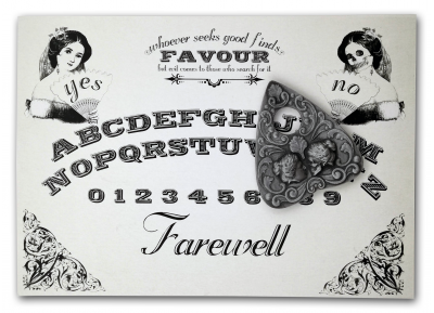 Two-Faced Lady Ouija Board